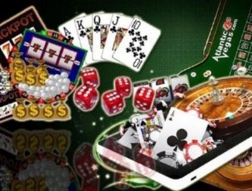 Online Casino Games and Real Money Available on the Internet